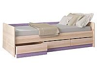 Детская кровать КЕТ 3 А