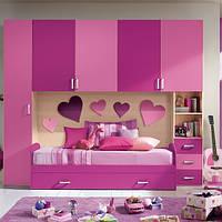 Детская кровать ДМ 724