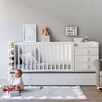 Детская комбо-кровать для новорожденных ДМ 517, фото 1