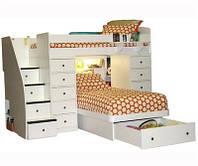 Дитяче ліжко-горище ДМ 710