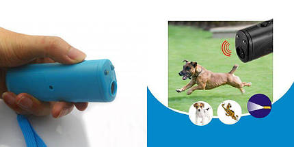 Ультразвуковой отпугиватель собак Training Dog Banish Dog, фото 2