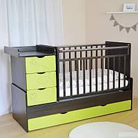 Детская кроватка для новорожденного Дм 001, фото 1