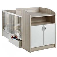 Кроватка детская для новорожденного ДМ-013, фото 1