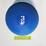 Мяч для кросфита и фитнеса Slam Ball 3кг, фото 2