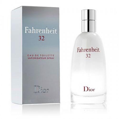 Мужская парфюмированная вода Christian Dior Fahrenheit 32 (100 мл )