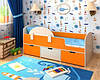 Дитяче ліжечко КЕТ 10 Б