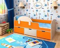Детская кроватка КЕТ 10 Б