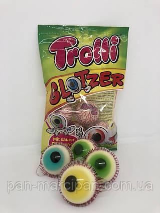 Желейки Trolli Glotzer (очі) 75гр 4 шт