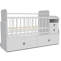 Детская кроватка для младенца ДМ-042, фото 1