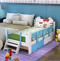 Детская одноярусная кровать ИНСТ 61