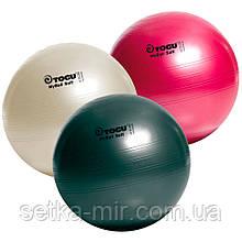 М'яч для фітнесу (фітбол) TOGU Майбол Софт 55см (до 500кг)