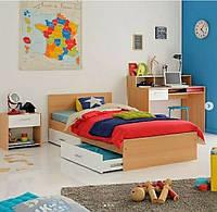 Дитяча одноярусна ліжко ІНСТРУ 52