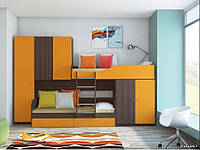 Дитяче ліжко-горище Дет 27, фото 1