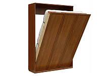 Шкаф - кровать трансформер двуспальная отдельно и в комплекте со стенкой.