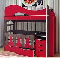 Ліжко для двох дітей: немовляти й дорослого ДМ 700