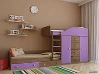 Дитяче ліжко-горище ДМ 148