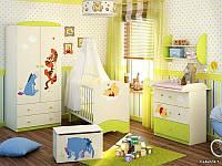 Детская комната ДММ 31