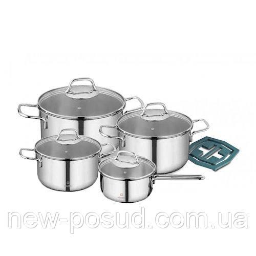 Набор посуды из нержавеющей стали Vinzer Delight (7 пр.) 89022