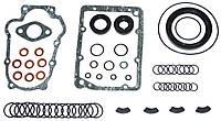 Ремкомплект ТНВД КамАЗ + прокладки+прокладки клапана нагнетательного 33