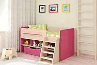 Детская кровать-чердак ДЕТ 40