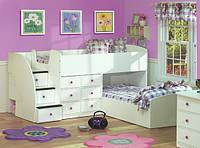 Детская кровать-чердак Дюл25, фото 1