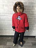 """Зимовий комбінезон """"Панда"""" від виробника, фото 9"""