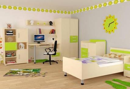 Дитячі кімнати для новонароджених