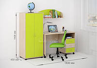 Детская комната ДКР 404