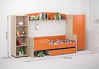 Детская комната ДКР 411, фото 1