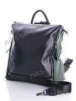 Рюкзак сумка женская натуральная кожа 30*30 WeLassie
