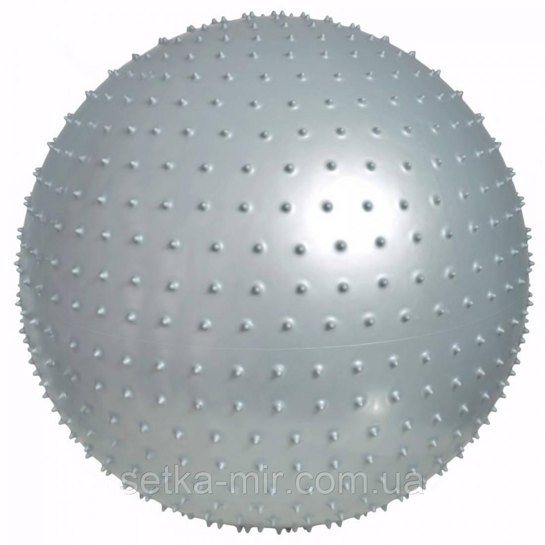Мяч для фитнеса (фитбол) 75см LiveUp MASSAGE BALL