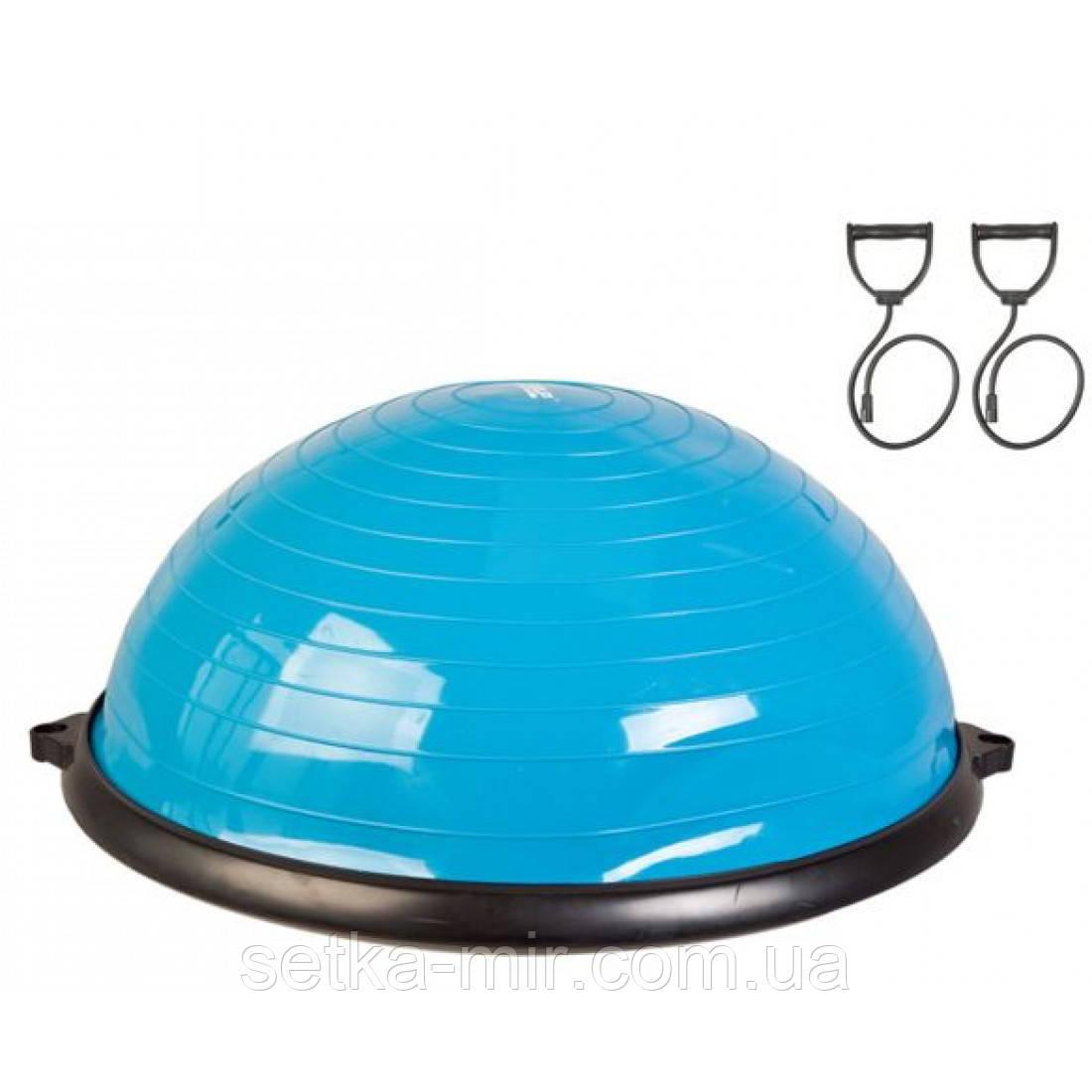 Балансировочная платформа LiveUp Bosu Ball