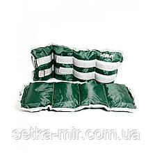 Утяжелители-манжеты для рук и ног LiveUp Wrist/Ankle Weight 2шт х 2 кг