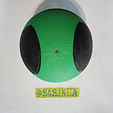М'яч медичний (медбол) 2кг, фото 2