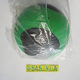 Мяч медицинский (медбол) 2кг, фото 3