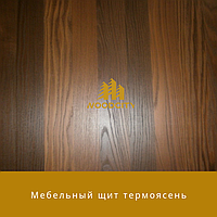 Мебельный щит 38 мм сорт А-В