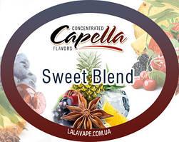 Ароматизатор Capella Sweet Blend (Сладкая смесь Микс)