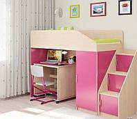 Детская кровать-чердак ДМО 43 Б, фото 1