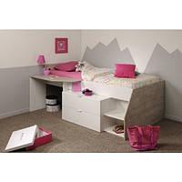 Детская кровать ДМ 1007, фото 1