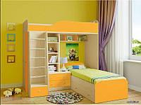 Детская кровать-чердак Дет24, фото 1