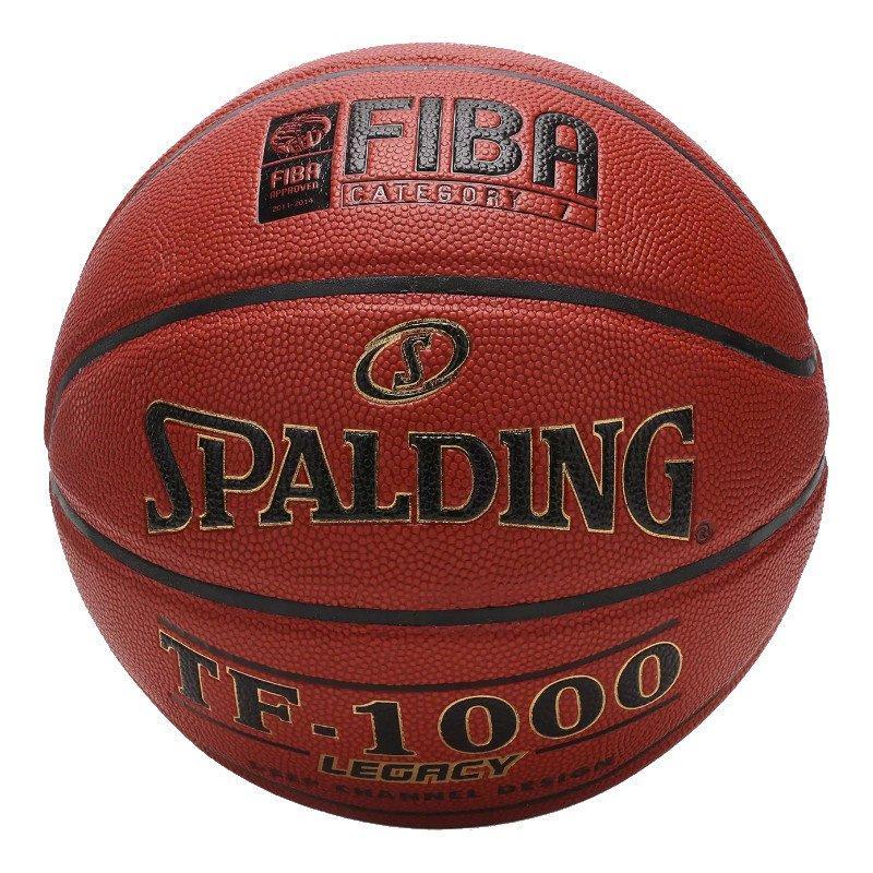 Мяч баскетбольный Spalding TF-1000 Legacy Indoor Коричневый Размер 7 (3001504010117)