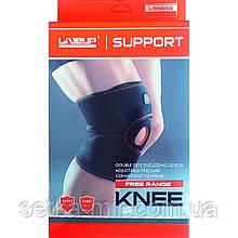 Захист коліна LiveUp KNEE SUPPORT, LS5656