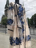 Вишита сукня МВ-151с