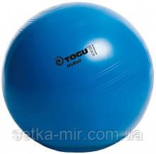 М'яч для фітнесу (фітбол) TOGU Майбол 55см (до 500кг) Синій
