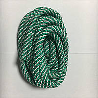 Скакалка гимнастическая El Leon De Oro Deportiva 3м (15 цветов в ассортименте) Бело-зеленый