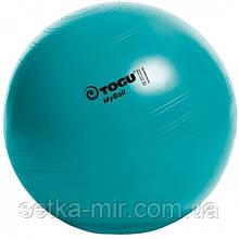 М'яч для фітнесу (фітбол) TOGU Майбол 45см (до 500кг) Нове, Бірюзовий