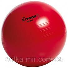 М'яч для фітнесу (фітбол) TOGU Майбол 45см (до 500кг) Нове, Червоний
