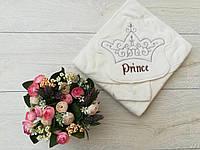 """Полотенце уголок для малышей """"Принц"""", фото 1"""