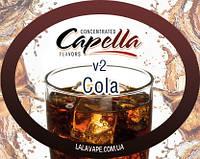 Ароматизатор Capella Cola v2 (Кола v2)