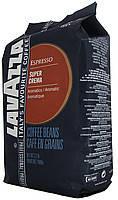 Кофе Lavazza Super Crema 1 кг зерновой